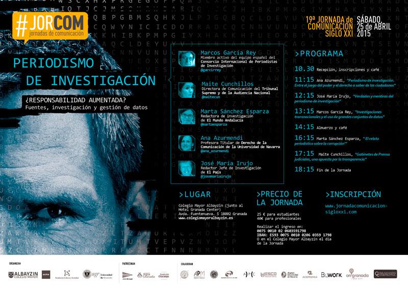 Jornada comunicación ESCO Granada