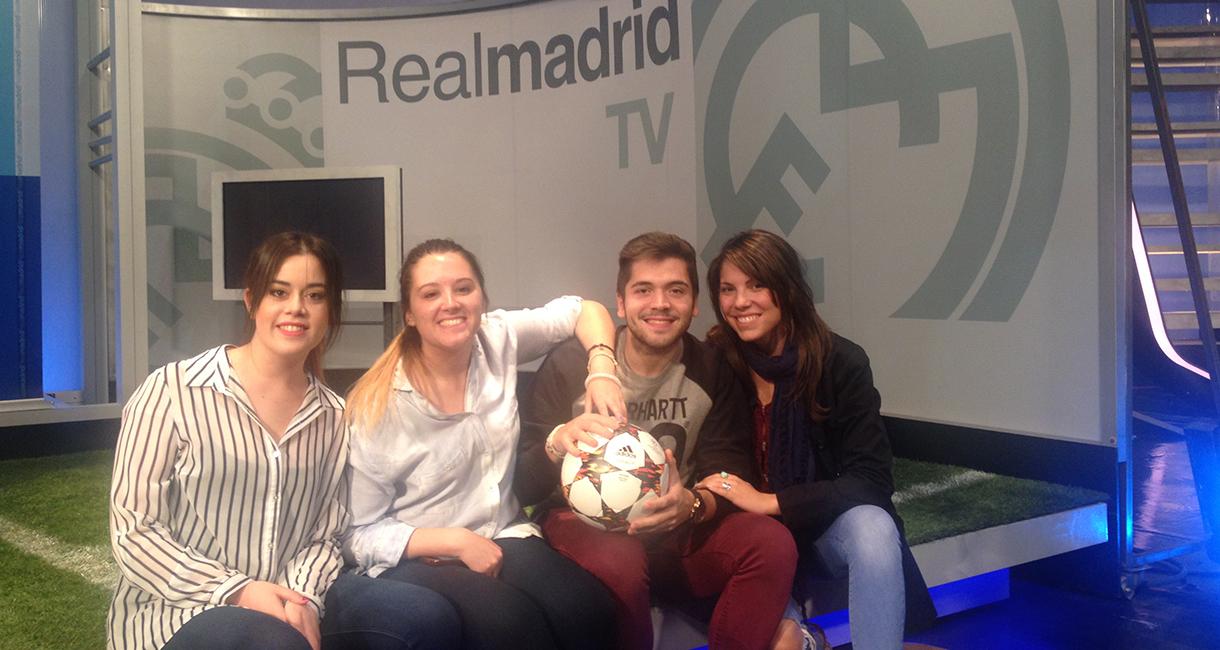 Real Madrid TV ESCO
